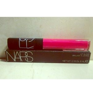 NARS!!! Lipgloss brand new in box never opened